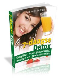 7 Daagse Detox ervaringen (Marjolijn Verkaik)