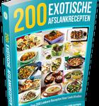 200 Exotische Afslankrecepten ervaringen (Suzanne van der Linden)